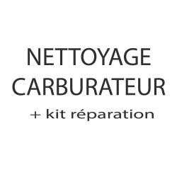 NETTOYAGE CARBURATEUR