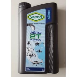 HUILE YACCO AVX500 2L
